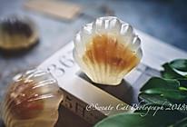 水晶贝壳糕的做法