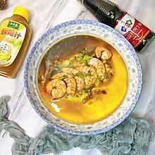 #橄榄中国味 感恩添美味#鸡蛋豆腐羹