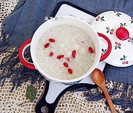 #好吃又快手,我家的冬日必备菜品#早餐一碗快手小汤圆吃得暖和的做法