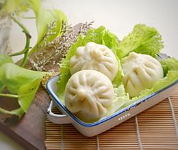 #硬核菜谱制作人#白菜素包子,吃点素的很有必要的做法