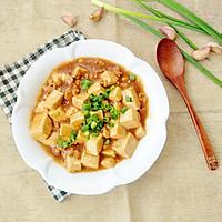 肉末豆腐#每一道菜都是一台时光机#的做法图解9