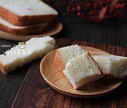 【软绵绵吐司】——超好吃的面包机一键吐司的做法