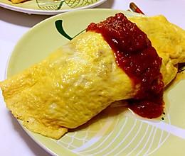 日式蛋包饭的做法