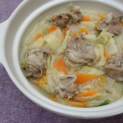 味噌猪肉白菜锅 ★砂锅白菜 1