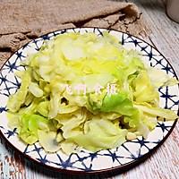#助力高考营养餐#圆白菜炒肥牛卷的做法图解5
