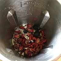 玫瑰花茶的做法图解3