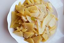 清炒土豆片的做法