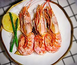 #餐桌上的春日限定#香到爆炸的盐焗虾的做法