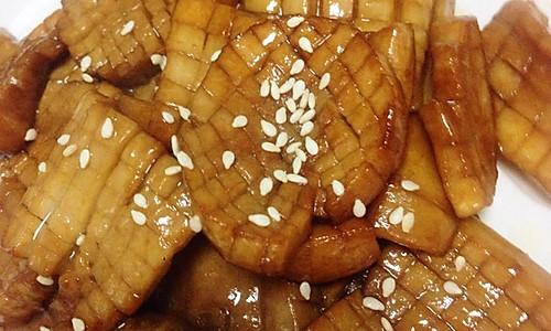 花式杏鲍菇的做法