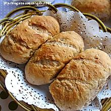 低糖核桃面包