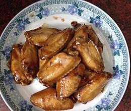 卤水煮鸡翅的做法