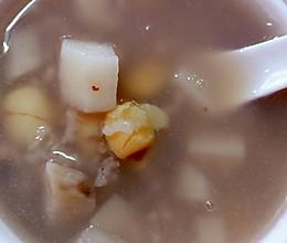 山药茯苓芡实粥的做法