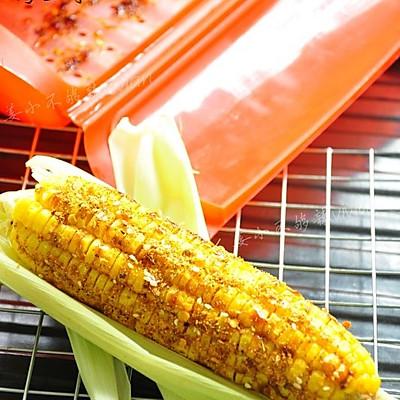 烤玉米(微波炉版)