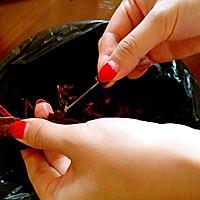 爆辣小龙虾(最详细小龙虾清理)的做法图解3