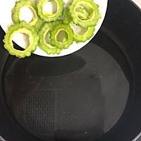 #多力金牌大厨带回家#金牌豉汁凉瓜炒牛肉的做法图解3