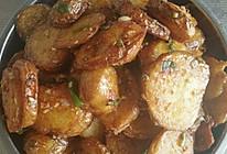 香辣土豆墩的做法