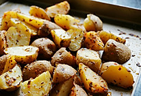 香烤土豆角的做法