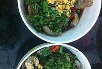 腌血蛤、腌虾蛄的做法