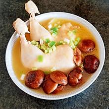 葱油鸡---一口尽丝滑#炎夏消暑就吃「它」#