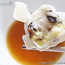 鱼肉馅水饺
