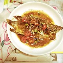 家常菜—红烧桂鱼