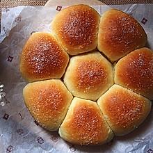 红豆沙面包 - 像花儿一样盛放