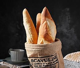 传统法式面包---法棒的做法