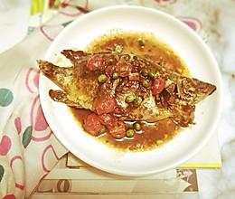 家常菜—红烧桂鱼的做法