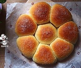 红豆沙面包 - 像花儿一样盛放的做法