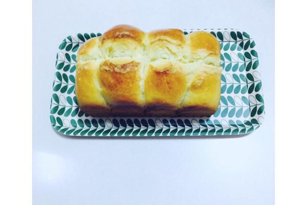 皇后吐司-面包机版的做法