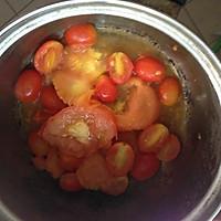 饱腹又美味的减肥汤-蕃茄豆腐汤的做法图解2