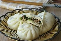 香菇青菜包子的做法
