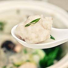 养生菜: 不一样的手工虾丸,松软Q弹超级嫩