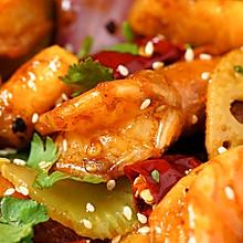 日食记 | 干锅虾