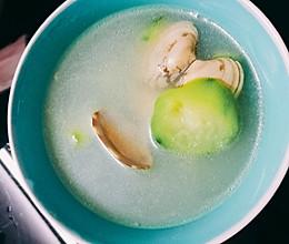 丝瓜花甲汤的做法