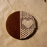 【手绘蕾丝饼干】可爱的你。可曾有一个美丽的梦的做法图解24
