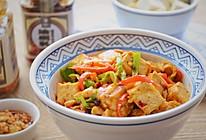 #一道菜表白豆果美食#鸡蛋抱豆腐好吃又下饭的做法
