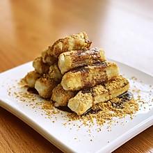 外脆里糯的红糖糍粑#餐桌上的春日限定#