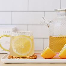 #全电厨王料理挑战赛热力开战!#柠檬蜂蜜龙井茶