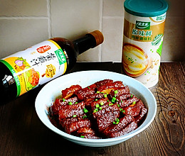 西安特色年菜 蒸碗条子肉的做法