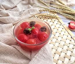 清凉酸甜的话梅小番茄的做法