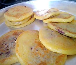 香糯南瓜饼(红豆馅)的做法