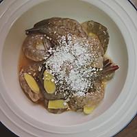 口蘑芦笋炒虾仁的做法图解14