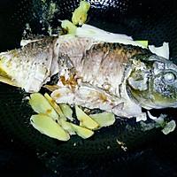 鲤鱼豆腐汤的做法图解6