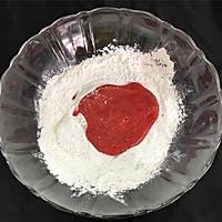 #520,美食撩动TA的心!#椰蓉草莓麻糬的做法图解4