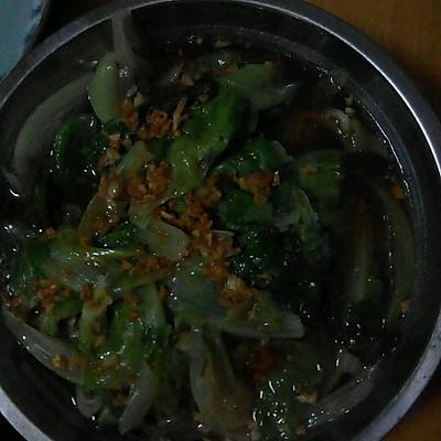 耗油生菜的做法 步骤4