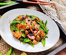 福气年夜菜 | 生爆盐煎肉的做法