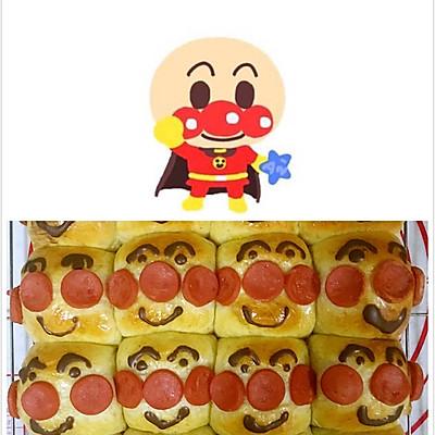小超人挤挤小面包