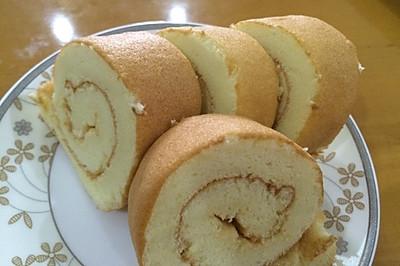 戚风蛋糕卷(28*28的烤盘)