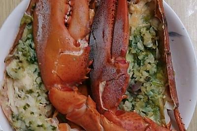 加拿大龙虾中式做法